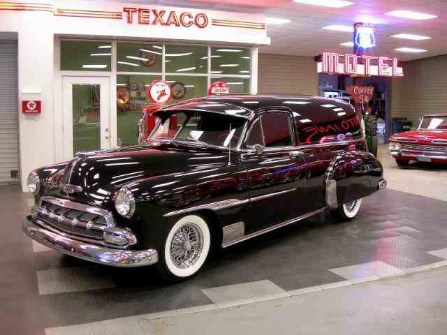 Picture of '52 Sedan Delivery - MNWT