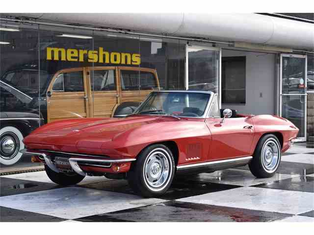 Picture of Classic 1967 Corvette - MNWU