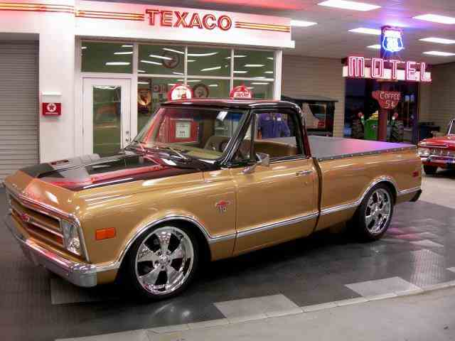 Picture of Classic '68 C10 - $28,995.00 Offered by Auto Investors - MNWW