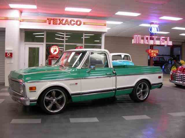 Picture of 1971 C10 located in Dothan Alabama - MNXO