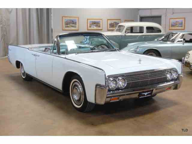 Picture of '63 Continental - MNY2