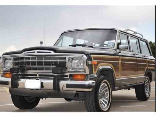 Picture of '88 Grand Wagoneer - MNYS