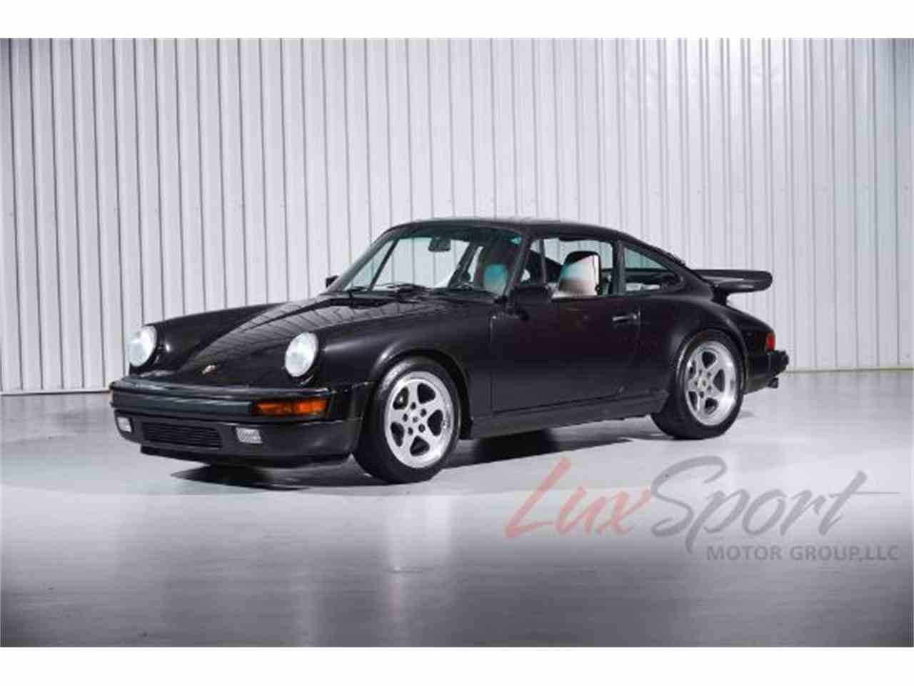 Large Picture of '89 911 Carrera - MNZI