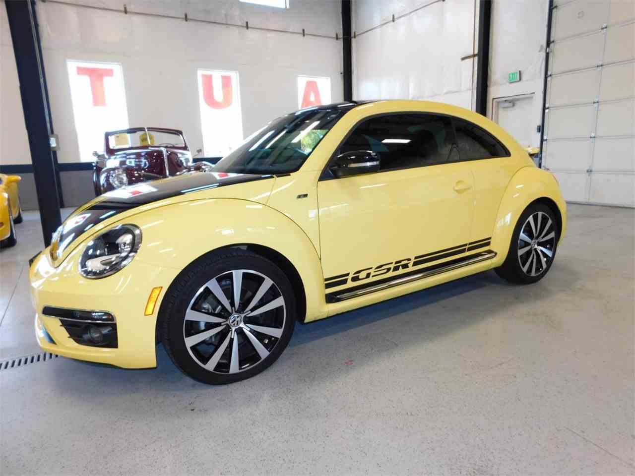 Large Picture of '14 Beetle - MNZK