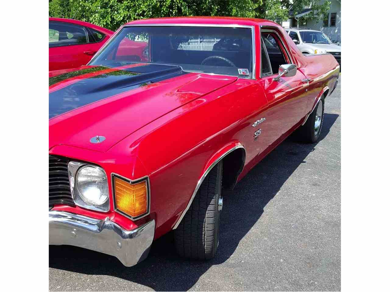 Large Picture of '72 El Camino - MO0O