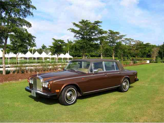 Picture of 1980 Rolls-Royce Silver Wraith II located in ILLINOIS - $26,900.00 Offered by VICCI Car Auctions - MO0T