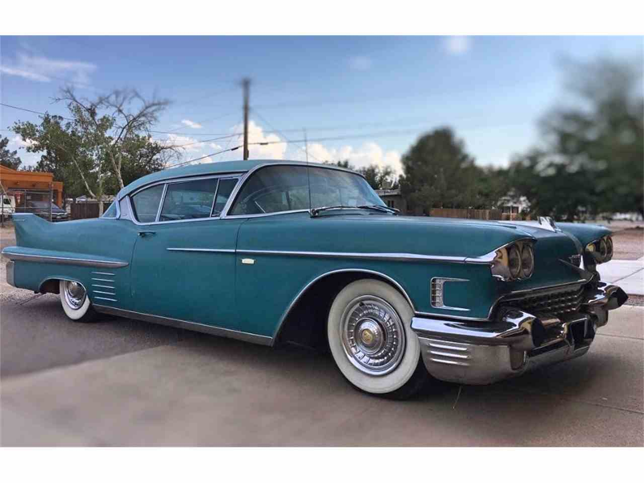 Large Picture of '58 DeVille - MO0W