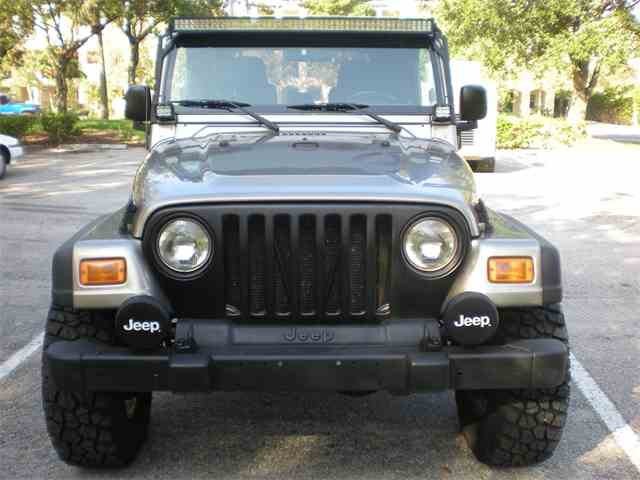 Picture of '03 Wrangler - MO1E