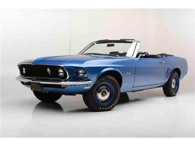 Picture of '69 Mustang - MIRR
