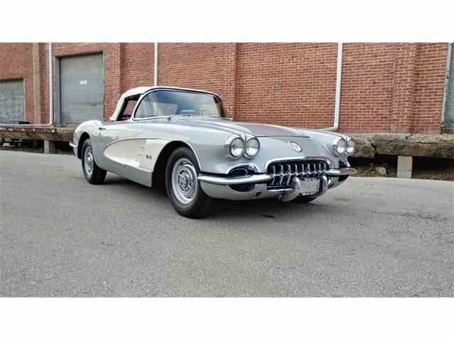 Picture of '58 Corvette - MO2B