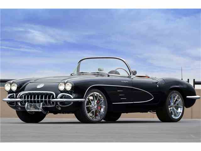 Picture of Classic '61 Chevrolet Corvette located in ARIZONA Offered by Barrett-Jackson Auctions - MIRU