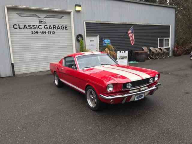 Picture of '65 Mustang - MIRV