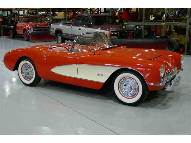 Picture of '57 Corvette - MO2Z