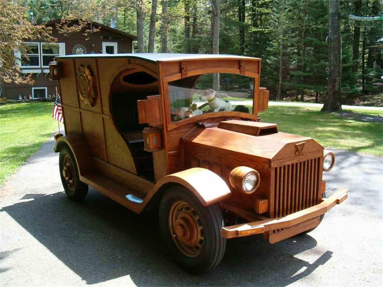 Large Picture of '36 Woody Wagon - MO30