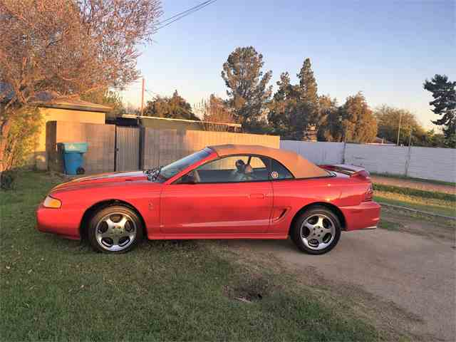 Picture of '94 Mustang Cobra - MO3E