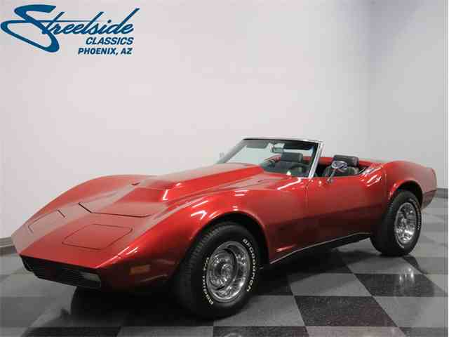 Picture of 1969 Chevrolet Corvette Offered by Streetside Classics - Phoenix - MO4A