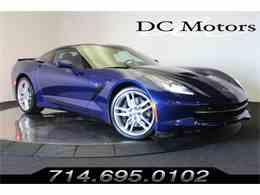 Picture of '17 Corvette - MO60