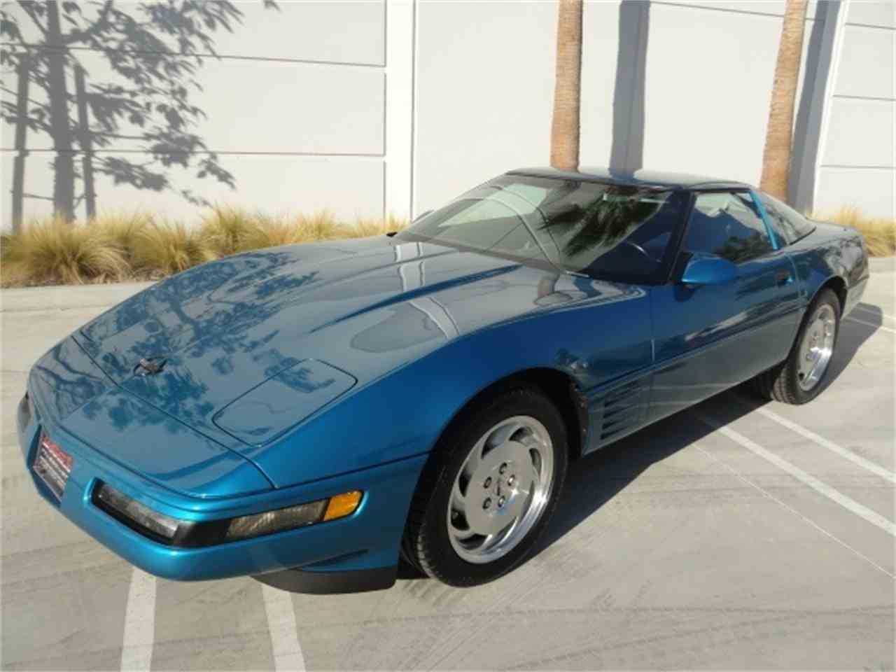 Large Picture of '93 Corvette - MO6A