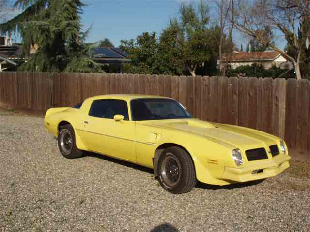 Picture of '76 Firebird Trans Am - MO9X