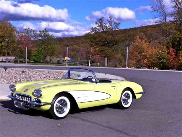 Picture of 1958 Corvette - MOA1