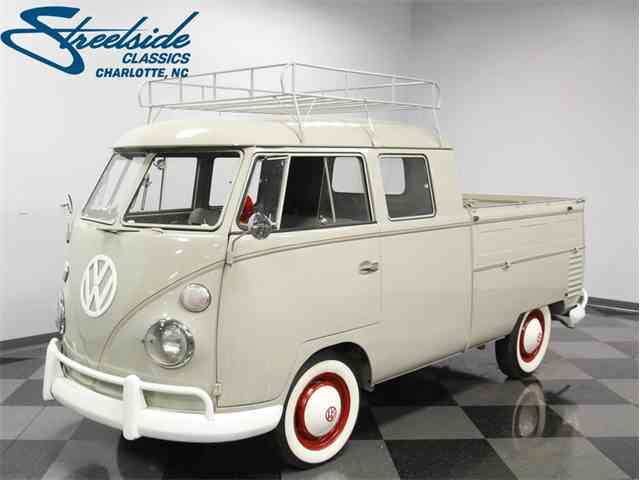 Picture of '62 Double Cab - MI8V