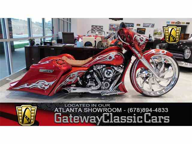 Picture of 2017 Harley-Davidson Motorcycle located in Alpharetta Georgia - $100,000.00 Offered by Gateway Classic Cars - Atlanta - MOAJ