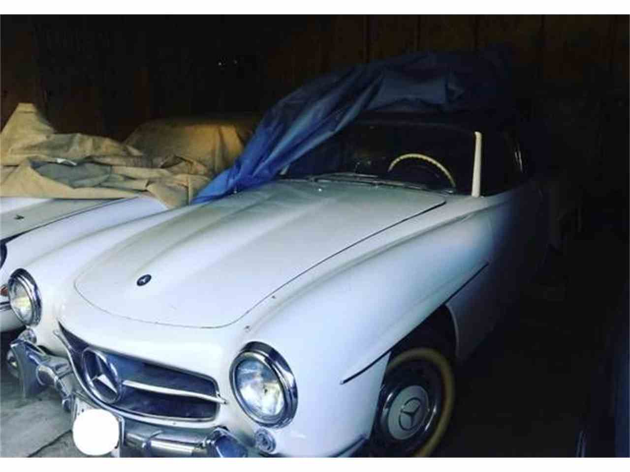 Large Picture of '61 190SL - MOAZ