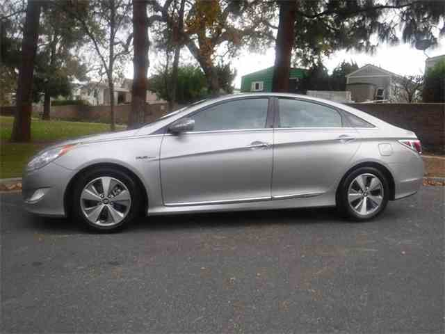 Picture of '11 Sonata - MOBC