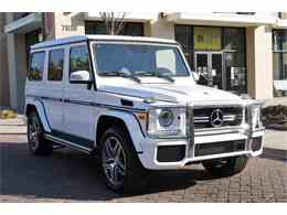 Picture of '15 G-Class - MOCR