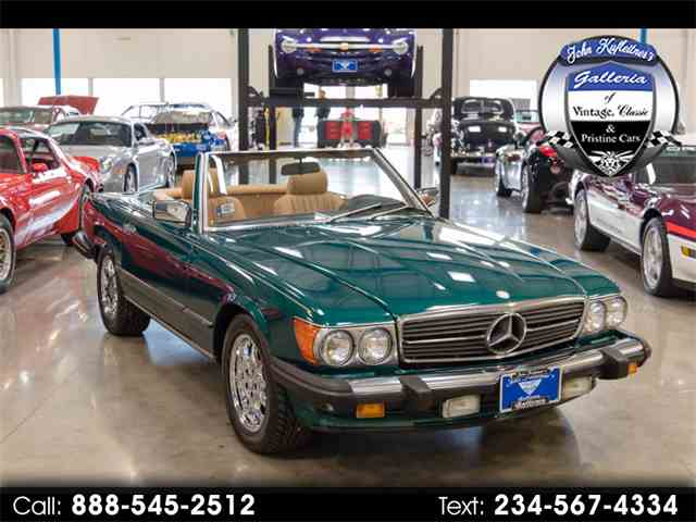 Picture of '80 560SL - MI8W