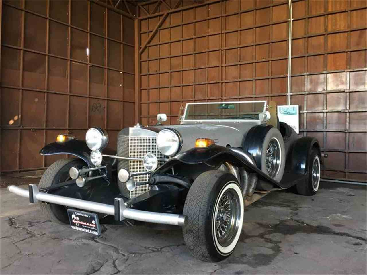 1977 Excalibur Roadster for Sale | ClassicCars.com | CC-1058024