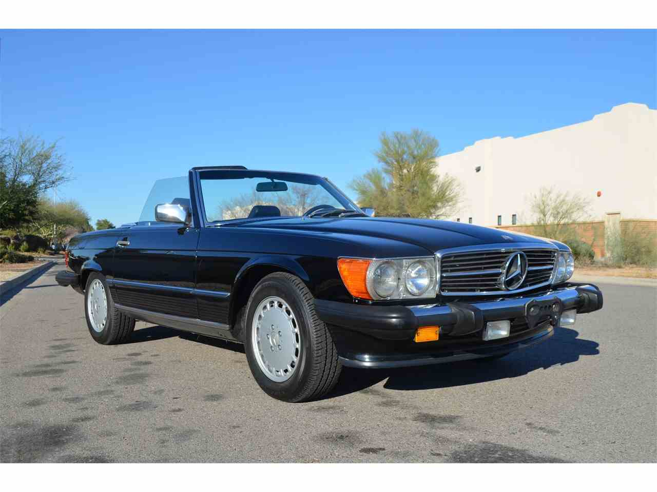 Large Picture of '89 560SL - MOEB