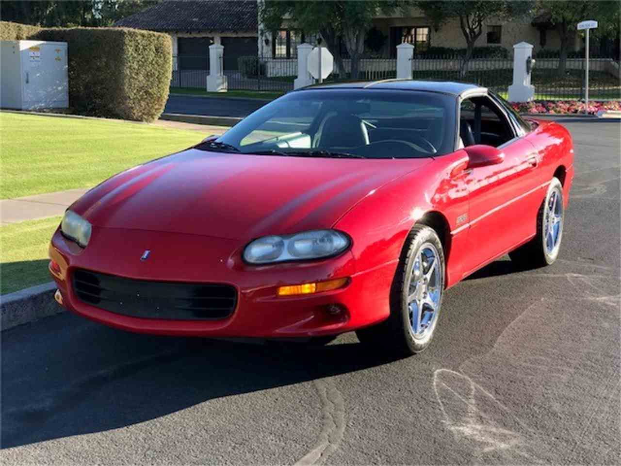 Large Picture of '00 Camaro Z28 - MOEP