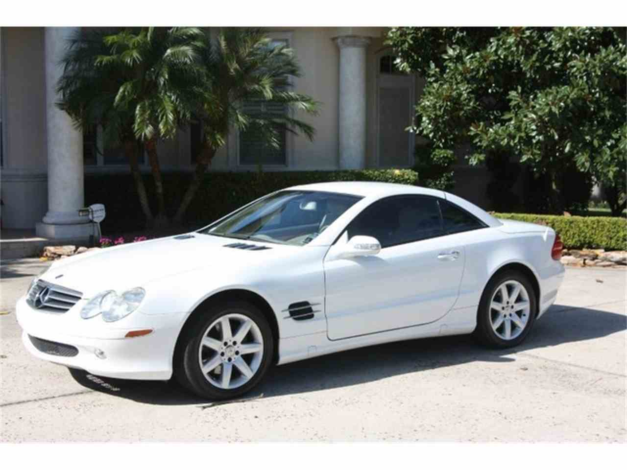 Large Picture of '03 SL500 - MOES