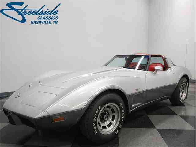 Picture of 1978 Corvette located in Lavergne Tennessee - $18,995.00 Offered by Streetside Classics - Nashville - MIT3