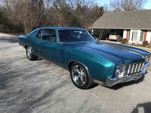 Picture of Classic '72 Chevrolet Monte Carlo located in Cave City Arkansas - $26,000.00 - MOFM