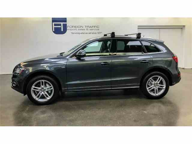 Picture of 2015 Q5 located in Pennsylvania Offered by Foreign Traffic Import Sales & Service - MIT6