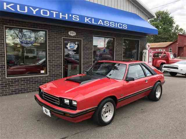 Picture of '83 Capri - MIT9