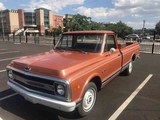Picture of '70 C/K 10 - MOH4
