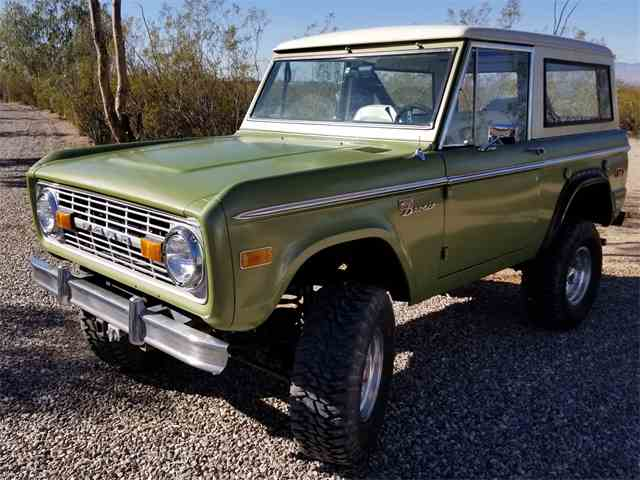 Picture of '73 Bronco - MOHA