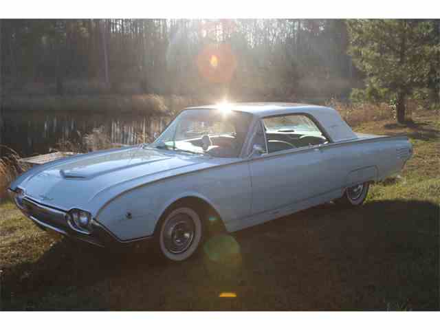 Picture Of 1961 Ford Thunderbird Located In Loris South Carolina Offered By A Private Seller