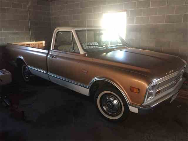 Picture of '68 C10 - MOHT