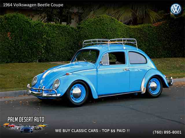 Picture of '64 Beetle - MOHV