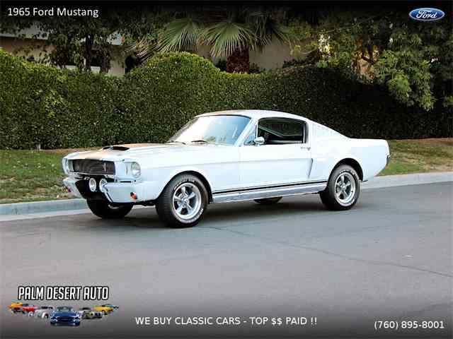 Picture of '65 Mustang - MOHY
