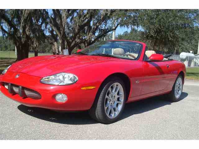 Picture of '01 XKR - MOI5