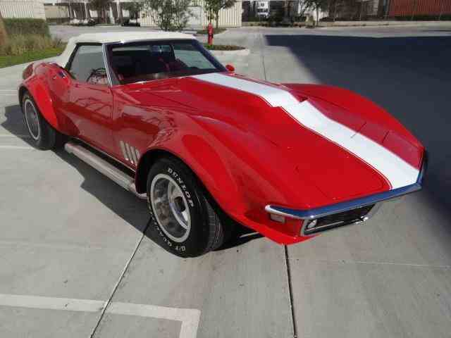 Picture of Classic '68 Chevrolet Corvette located in California - MITF