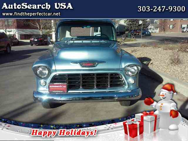 Picture of Classic '55 Chevrolet 3100 - MITG