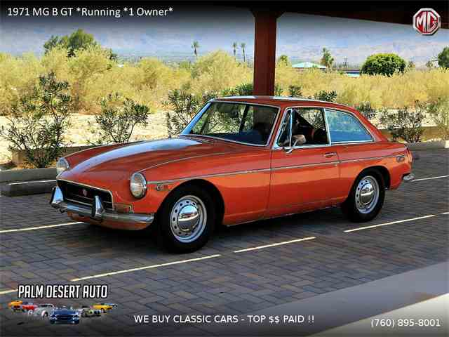 Picture of '71 MGB GT - MOIJ