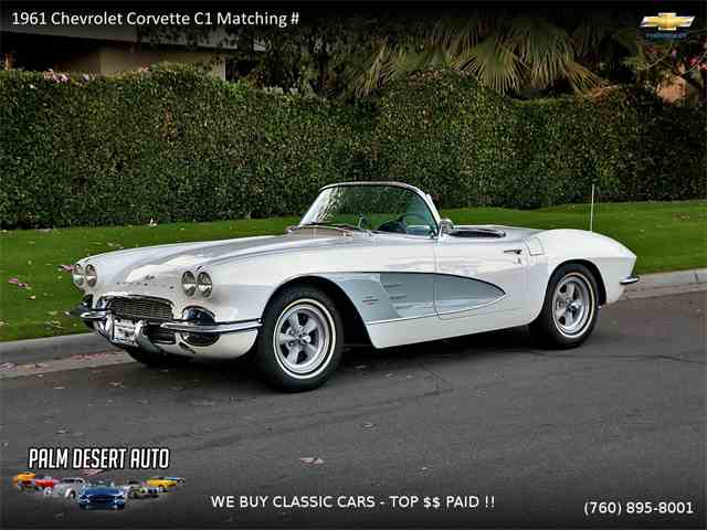 Picture of '61 Corvette - MOIN