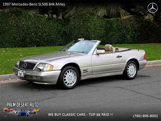 Picture of '97 SL500 - MOIX